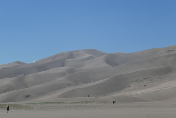 Great Sand Dunes Nationalpark