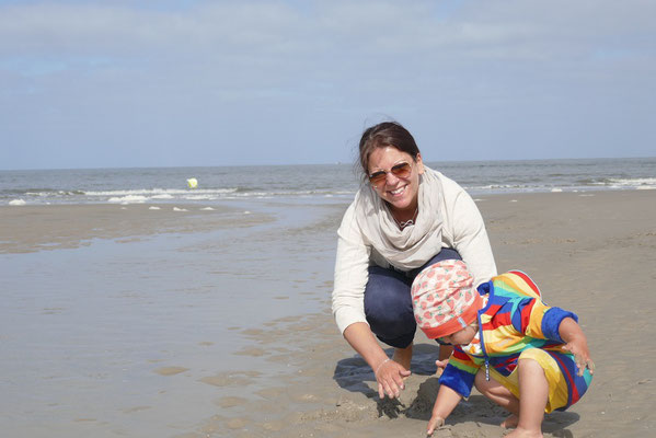 Wattwanderung im Nationalpark Wattenmeer