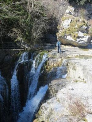 Wasserfälle im Nationalpark Ordesa y Monte Perdido