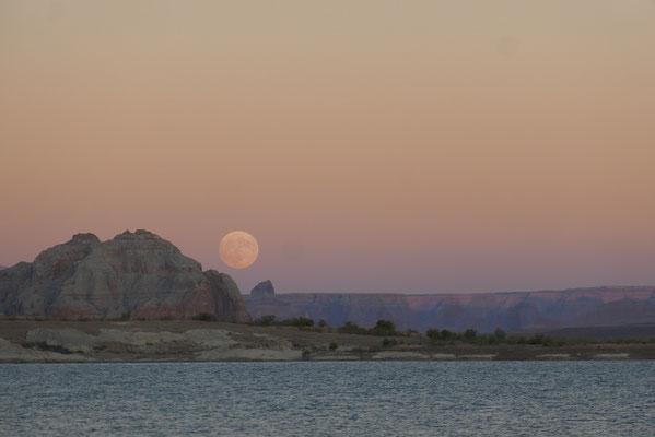 unvergessliche Mondaufgänge