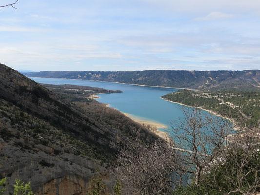 Lac de Saint-Croix