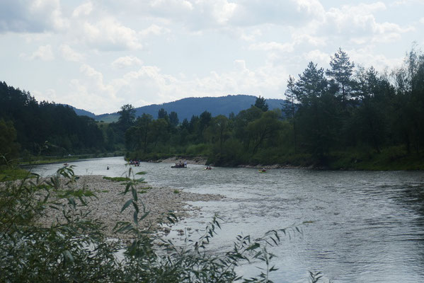 Pieniny Nationalpark
