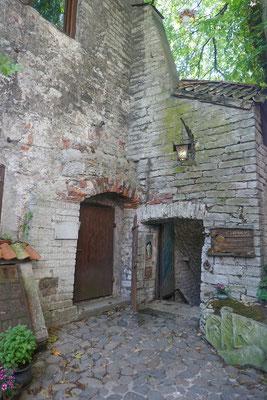 Tallinn - altes Benediktinerkloster