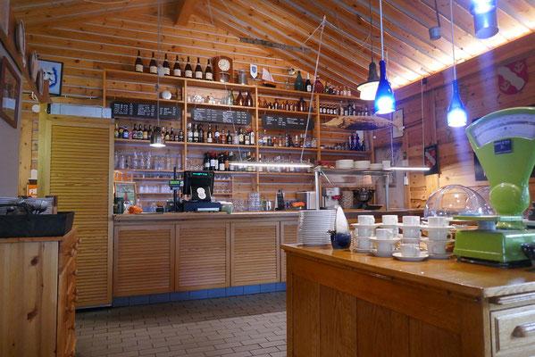 Gemütliches Hafenrestaurant in Kustavi