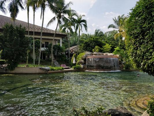 Kuala Lumpur - Abschlusshotel zum Entspannen