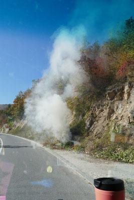 Eindrücke aus Serbien - Müllverbrennung