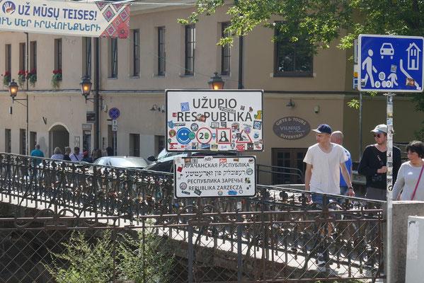 Vilnius - Užupio