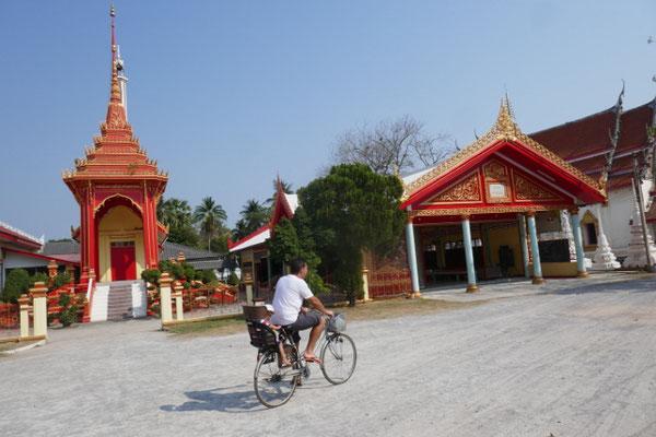 Fahrradtour durch Phetchaburi