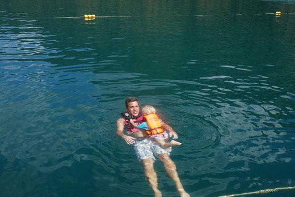 Longtailbootsfahrt im Khao Sok Nationalpark