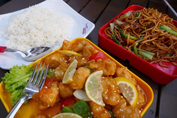 Chinatown Food Market