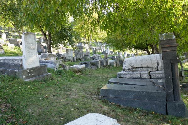 jüdischer Friedhof Sarajevo