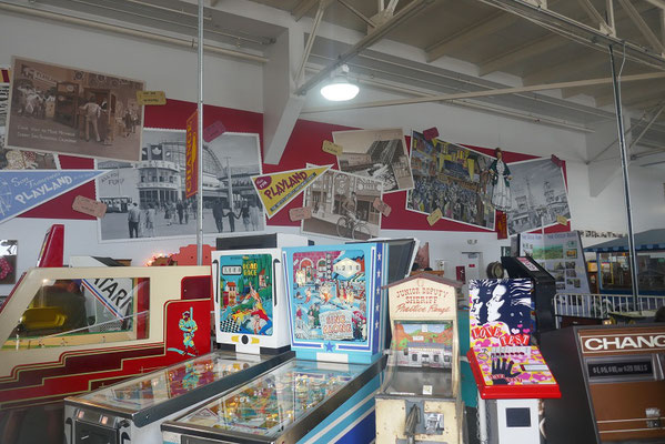 SFC - Mechanique Museum