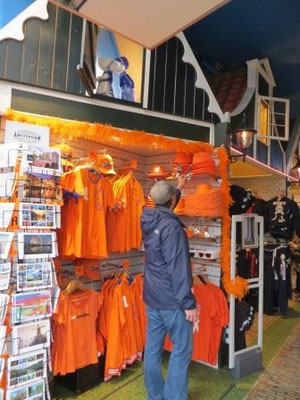 Eine Stadt ist Oranje :)