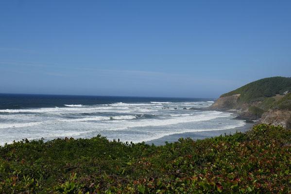 Oregon's wunderschöne Küste