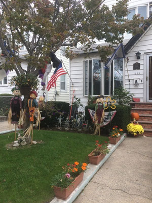 Halloween an der Ostküste