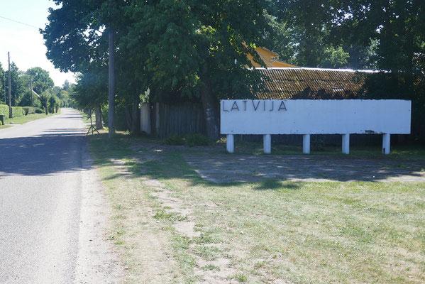 Willkommen in Lettland