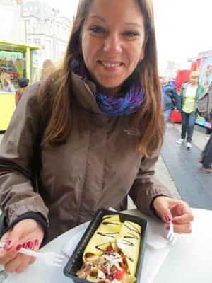 Amsterdam - überall gibt´s Süßigkeiten :)