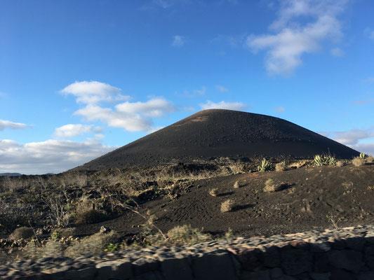 überall Vulkane