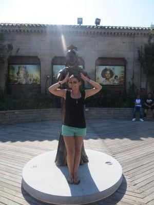 Miss America Statue :)