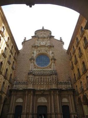 Benediktinerkloster Montserrat