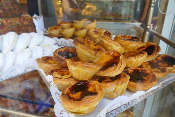 Coimbra - Pasteles de Nata
