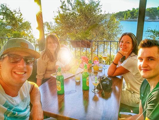 wunderschöne Tage mit Dine und Alex