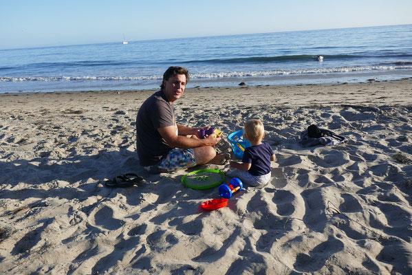 Refugio State Beach Park