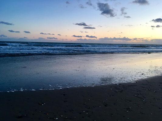 immer wieder tolle Plätze am Meer