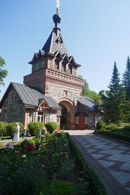 russisches Kloster Pühtitsa