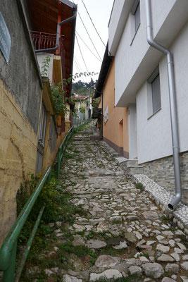 Sarajevo - Weg zu unserem AirBnB