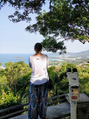Aussichtspunkt über Phuket