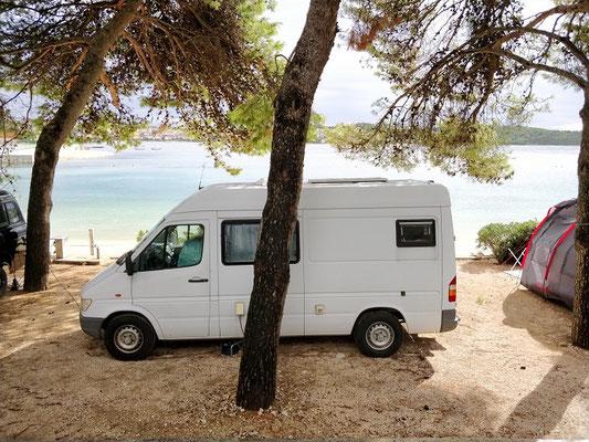 Camp Rozac in Trogir