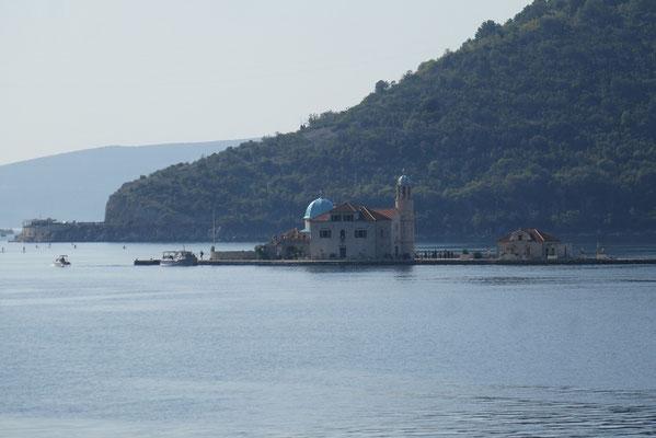 Klosterinsel Perast