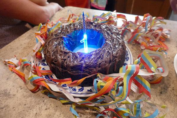 Zoé's erster Geburtstag