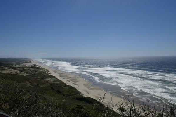 wunderschöne Strände und Sanddünen