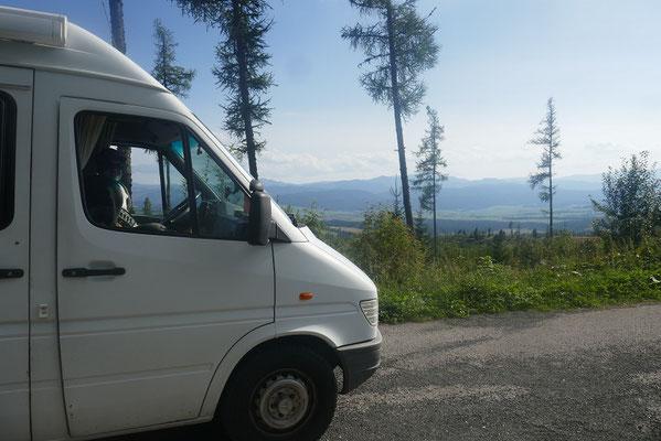 In der hohen Tatra