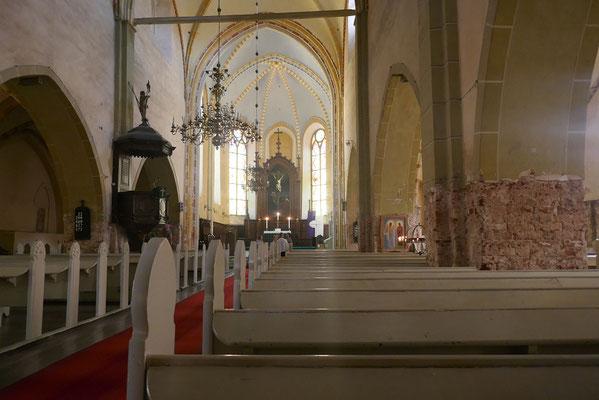 Cesis - St. Johannes Kirche