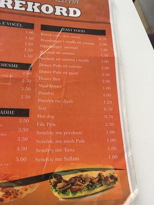 Peja - unglaubliche Preise
