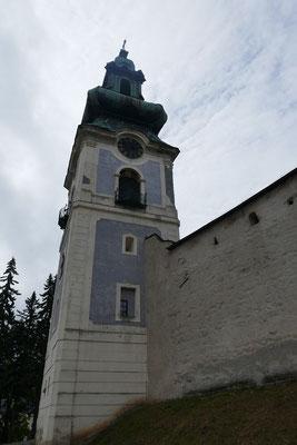 Bergstädtchen Banska Stiavnica