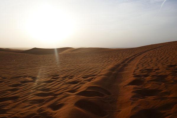 Wüste Dubai
