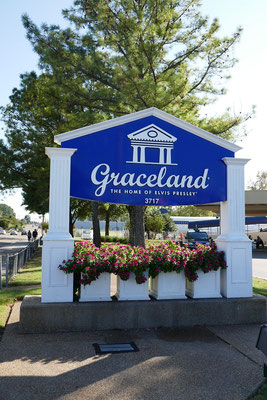 Graceland - Elvis Zuhause