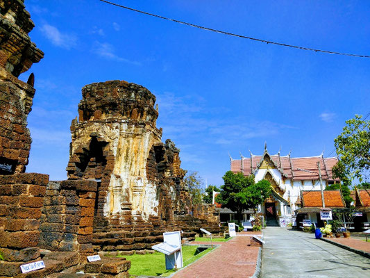 Wat Kamphaeng Laeng Tempel