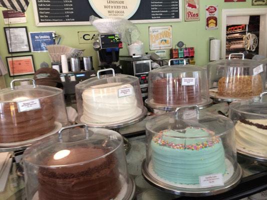 In der Magnolia-Bakery