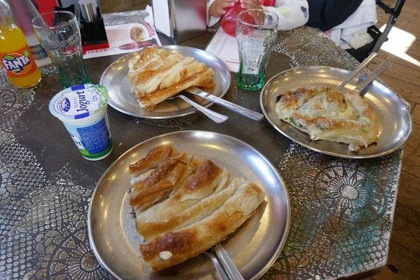 Sarajevo - Burek-Tasting