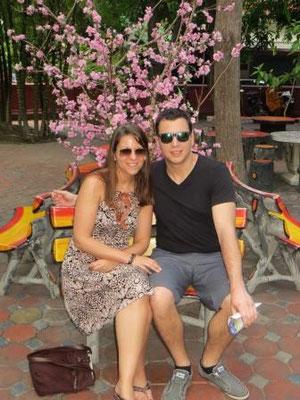 In der Altstadt von Chiang Mai