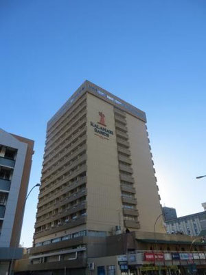 Impressionen aus Windhoek - Kalahari Sands Hotel