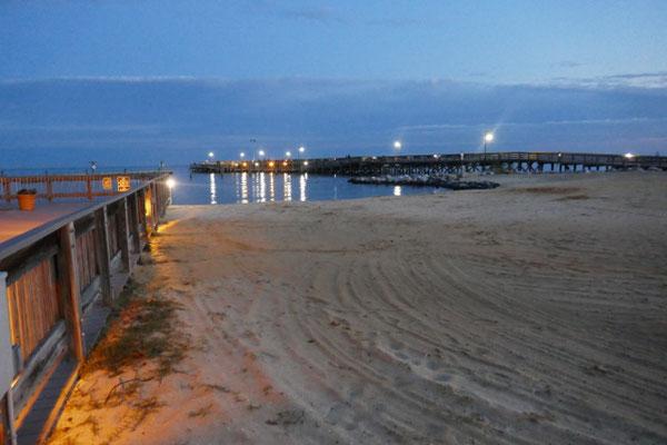 unvergesslicher Tag in North Beach