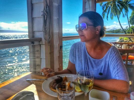 Fischrestaurant Lahaina