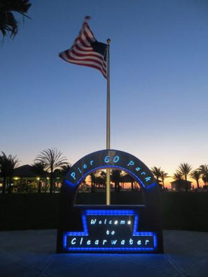 Pier 60 Park in Clearwater Beach