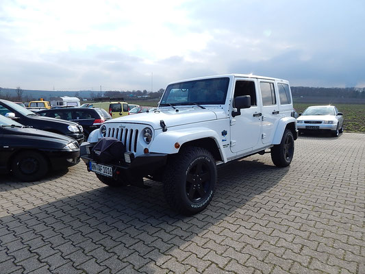 Autohaus Cars & More Sachsenheimer Jeep Wrangler